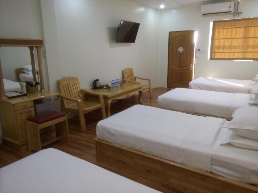 Hotel Queen Jamadevi Hotel Queen Jamadevi Moulmein Book Your Hotel With Viamichelin