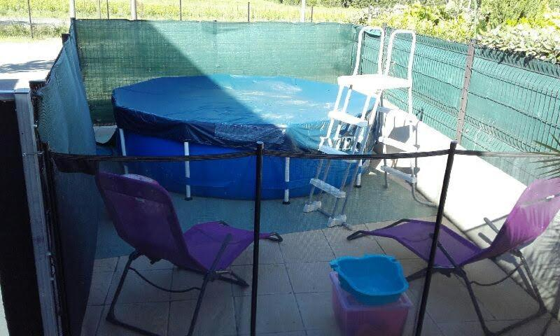 Colombet stay 39 s rue blanchemain jacou villa jacou for Piscine jacou