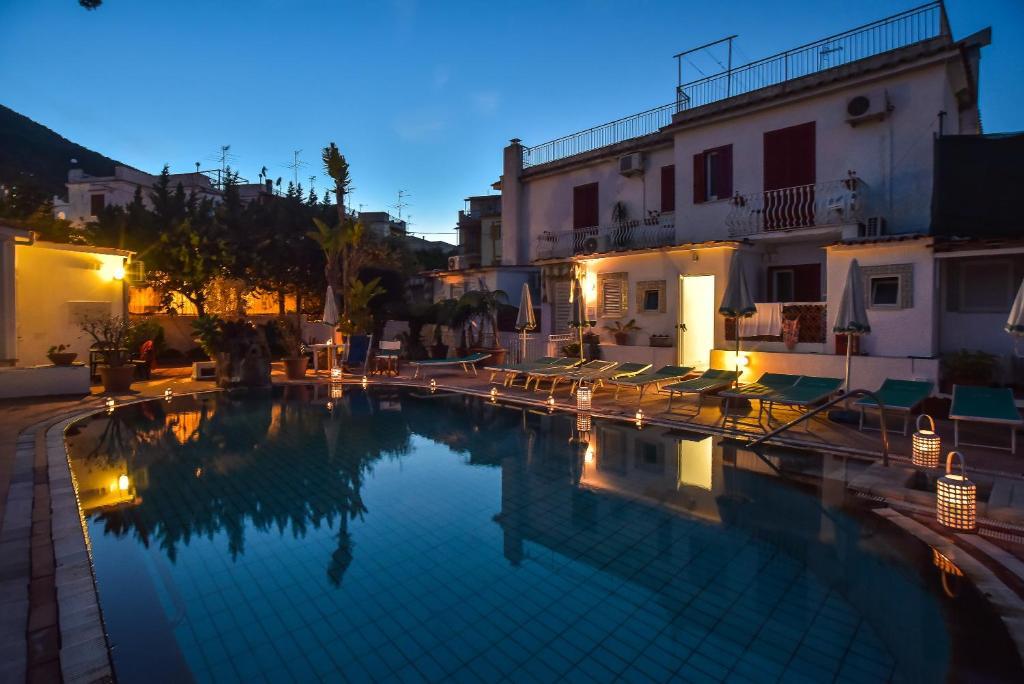 Hotel La Villa Tina Ischia