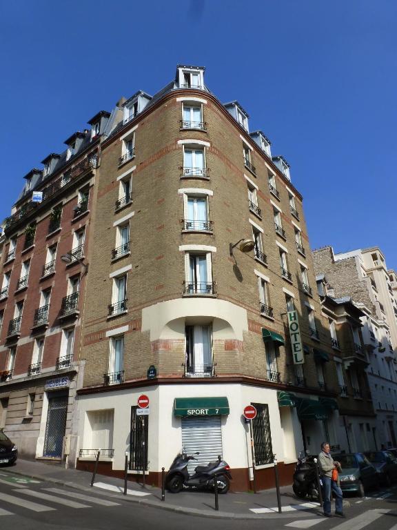 Nadaud hotel paris informationen und buchungen online for Michelin hotel france