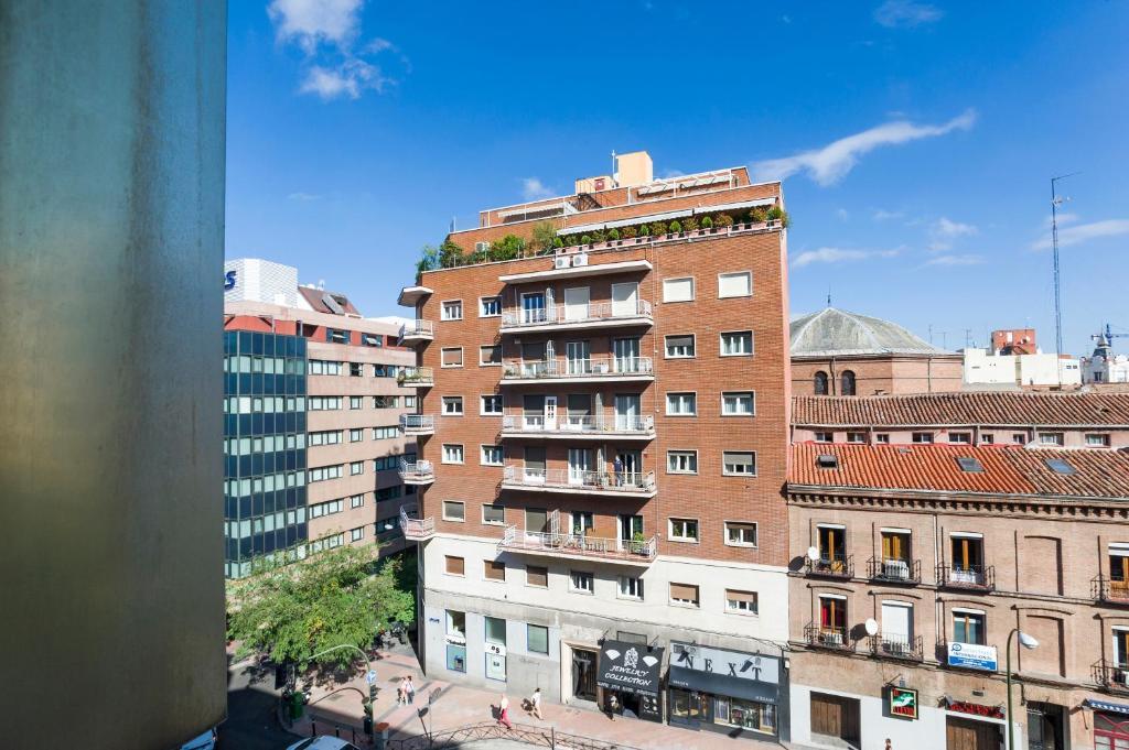 Bluesense madrid serrano madrid online booking - One shot hotels madrid ...