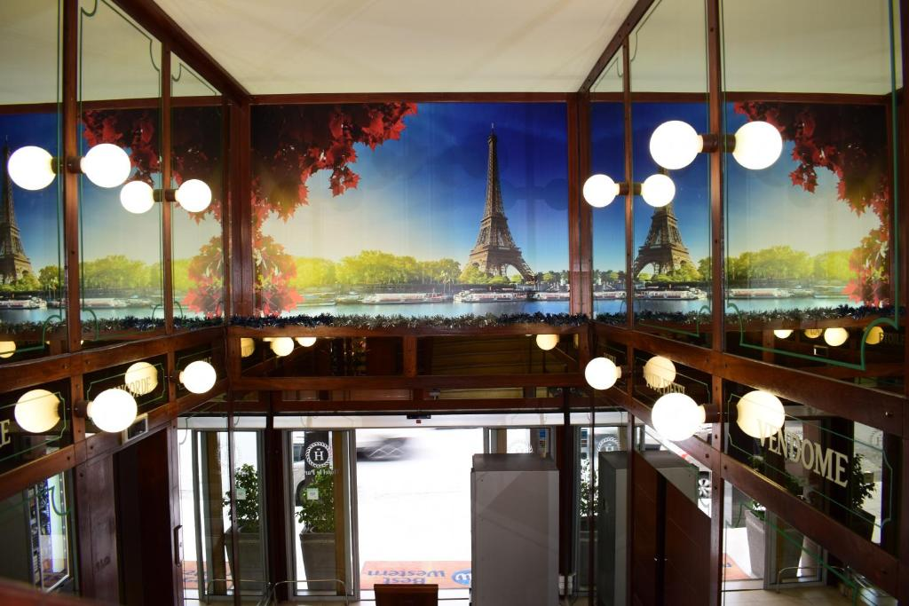 Hotel le paris r servation gratuite sur viamichelin for Reservation hotel gratuite paris