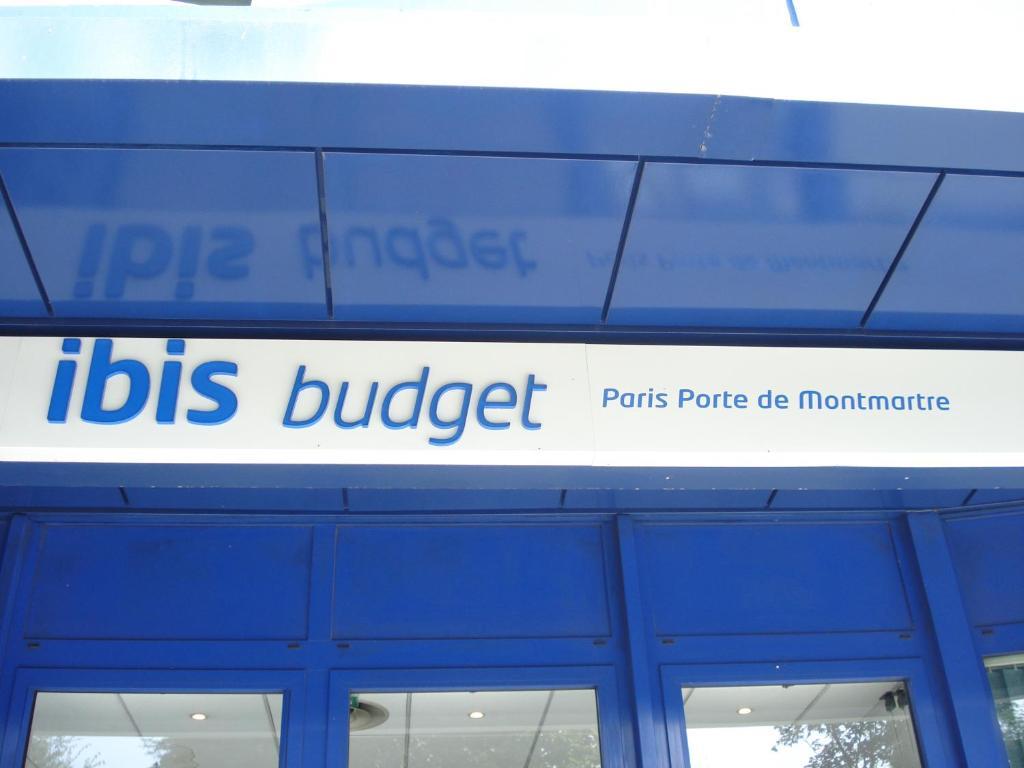 Hotel ibis budget paris porte de montmartre - Ibis porte de clignancourt ...