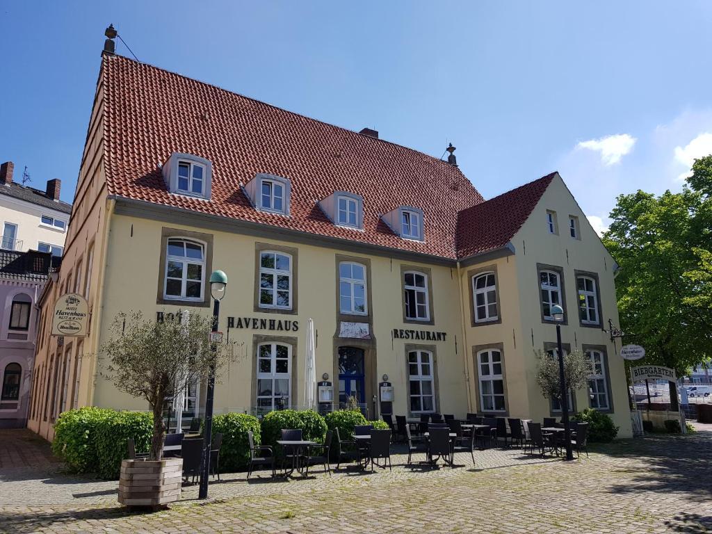 Havenhaus delmenhorst informationen und buchungen for Hotel delmenhorst