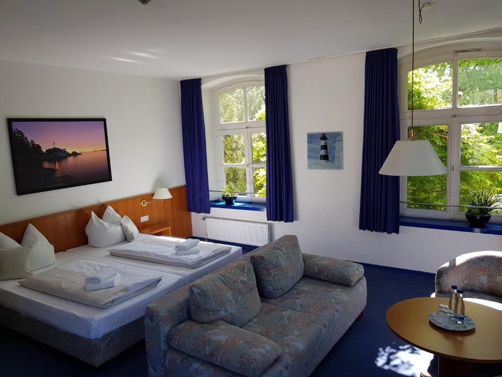 Havenhaus delmenhorst reserva tu hotel con viamichelin for Hotel delmenhorst