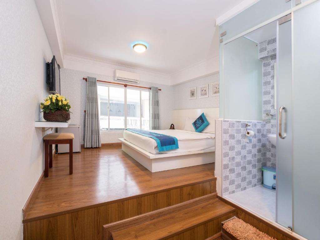 Phòng Premier Deluxe Giường Đôi/2 Giường Đơn