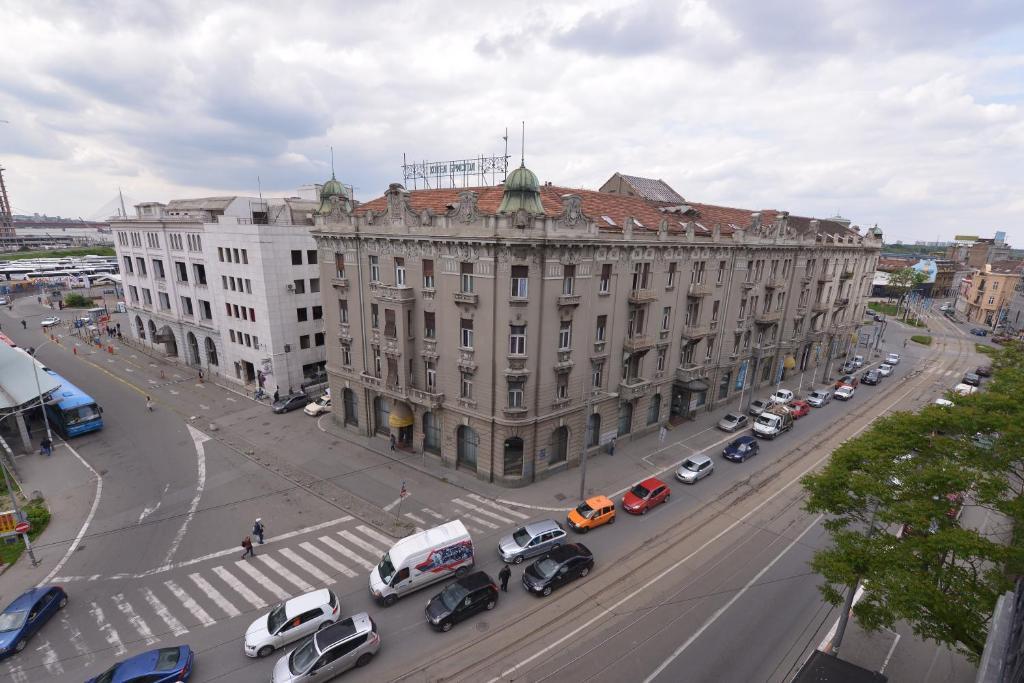 Hotel bristol s rvia belgrado for Hotel belgrado