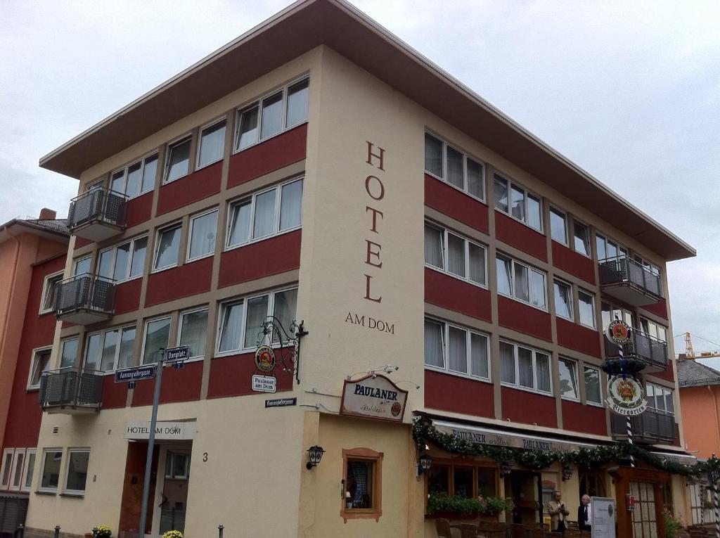 hotel am dom bed breakfast in frankfurt am main germany. Black Bedroom Furniture Sets. Home Design Ideas