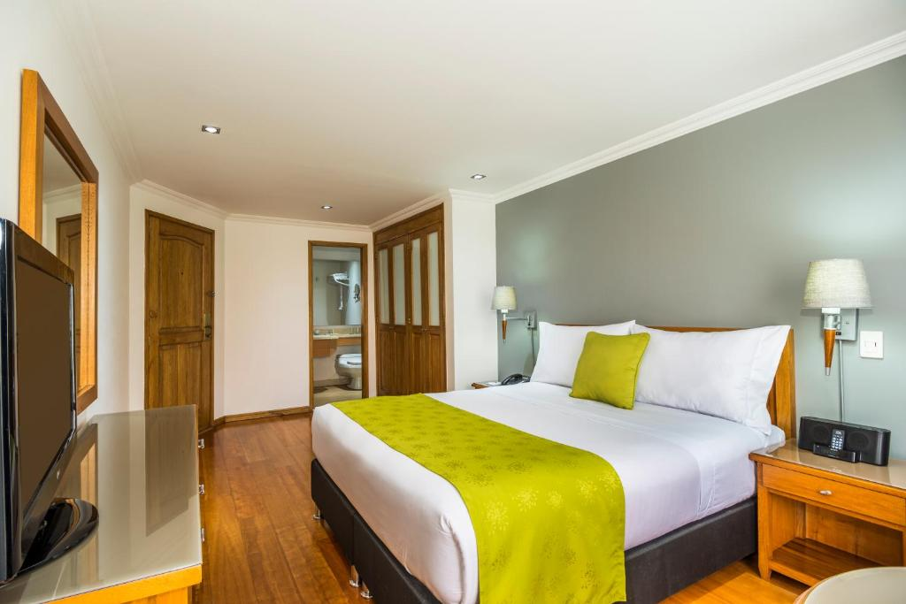 Hotel Egina Bogot 225 R 233 Servation Gratuite Sur Viamichelin