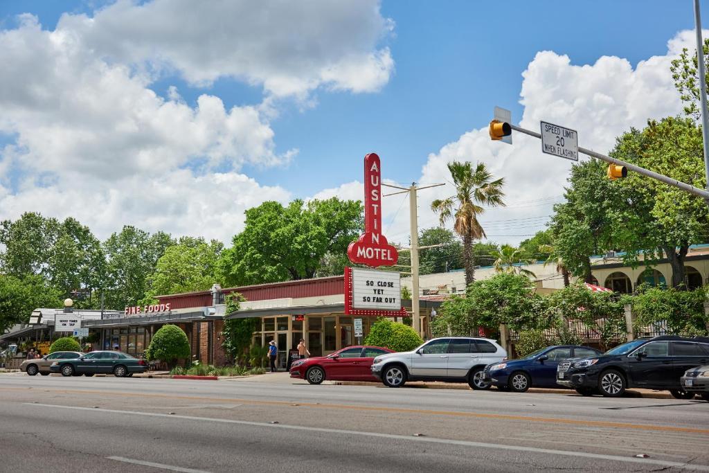 Motel  Hotels In Austin Tx