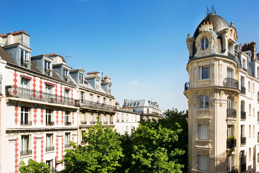 Hotel Du Mont Dore Paris Avis