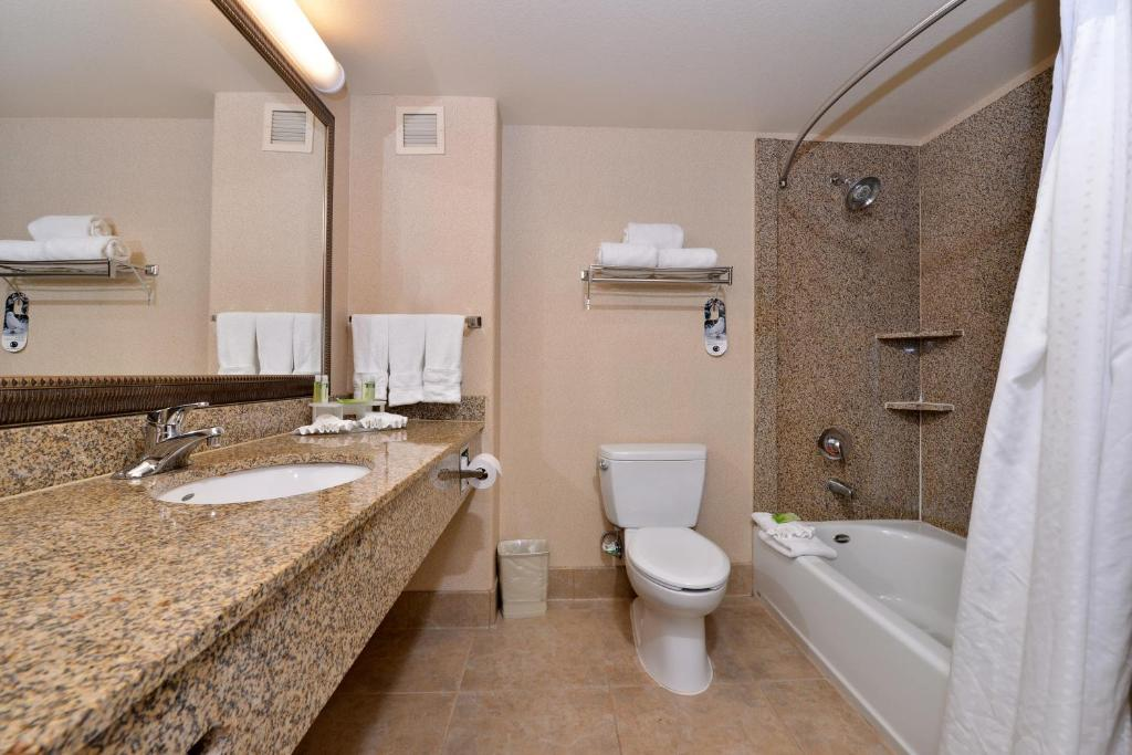 Holiday Inn Express Hotel Amp Suites Lincoln Roseville Area