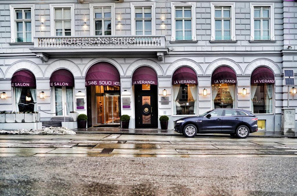 Hotel Burggasse Wien