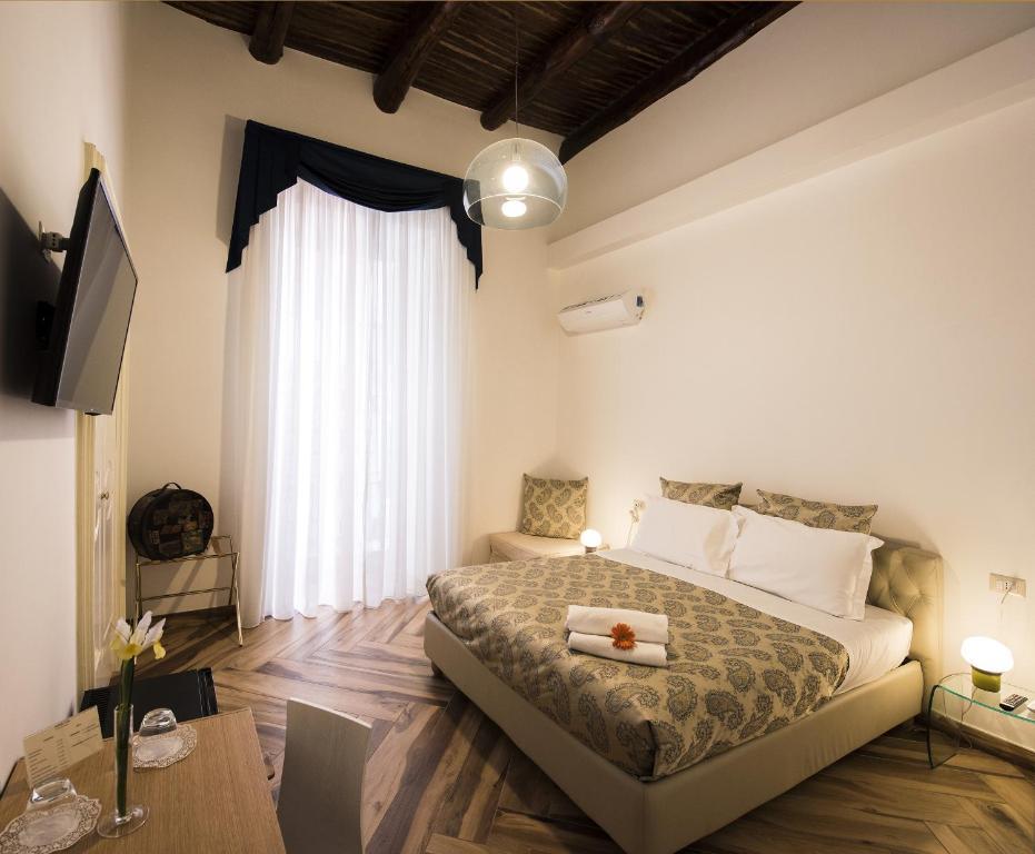 Gästezimmer modern luxus  Gästezimmer Mareluna Suite de Charme, Gästezimmer Napoli