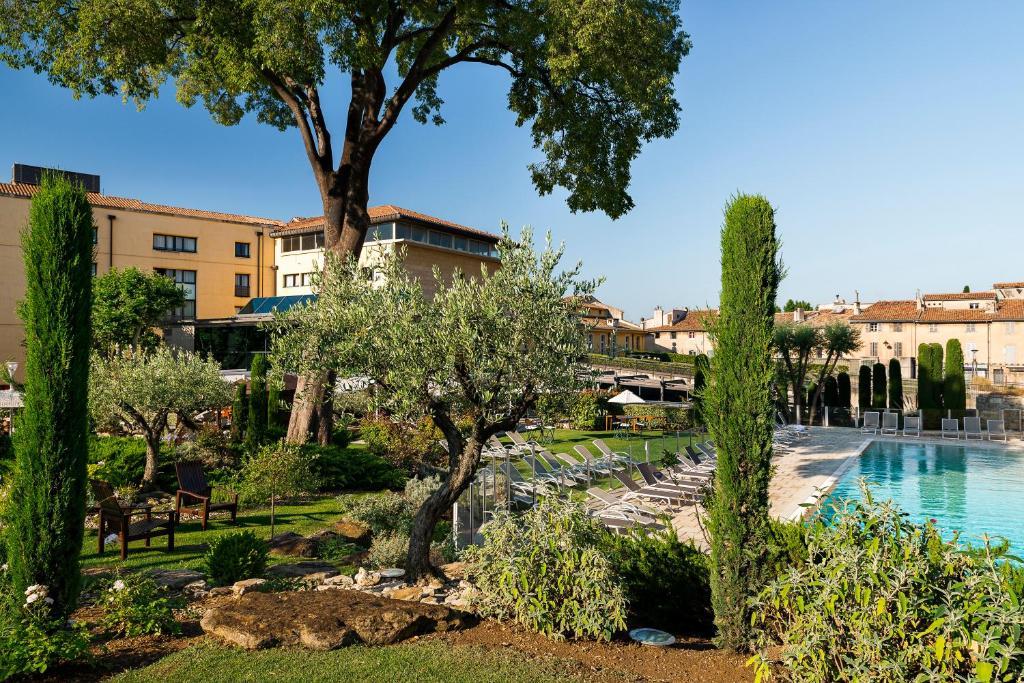 Hotel Globe Aix En Provence Centre