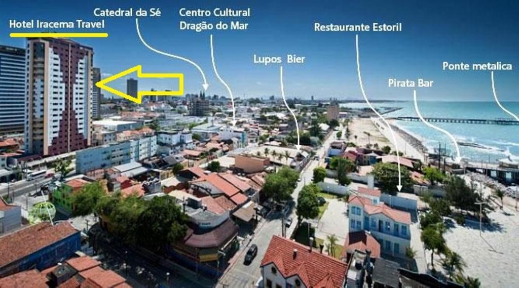 Fortaleza flat