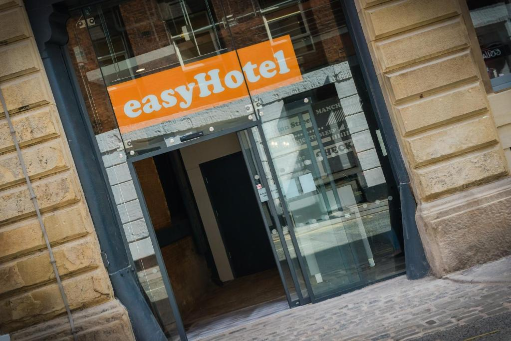 easyHotel Manchester