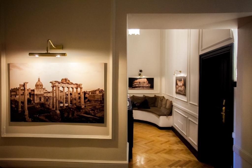 Splendor suite rome chambres d 39 h tes rome for Chambre hote design rome