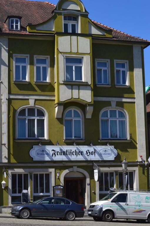 Kitzingen Hotel Frankischer Hof