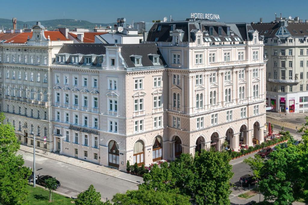 Hotel Regina Rooseveltplatz   Wien