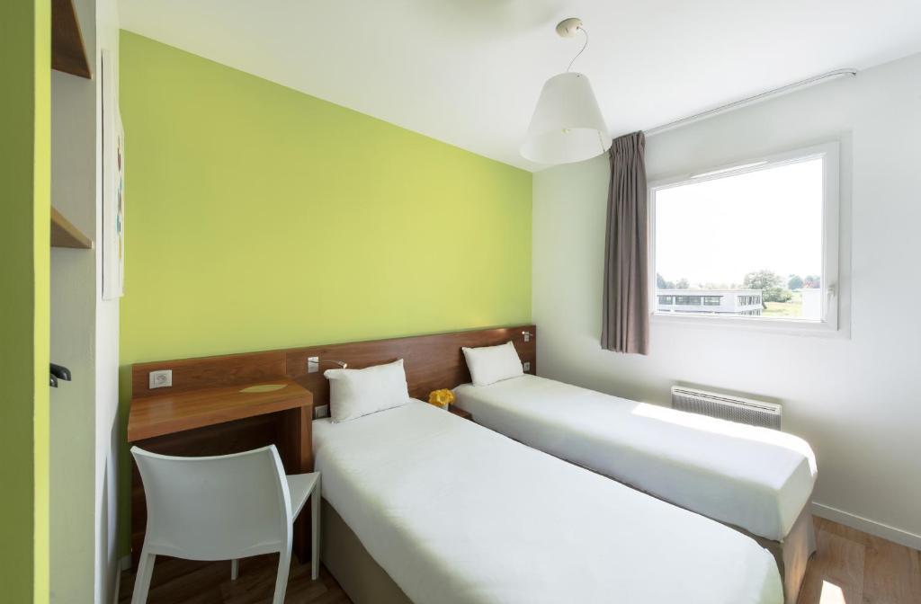 Eco nuit la baule guerande r servation gratuite sur for Reservation nuit hotel