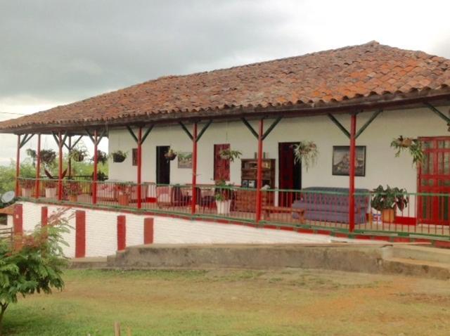 Hacienda Hostal Cafetera El Porvenir