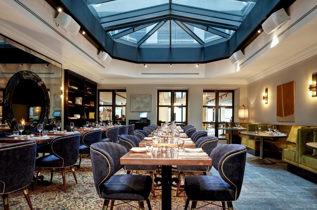 Ameron Hotel Speicherstadt Restaurant