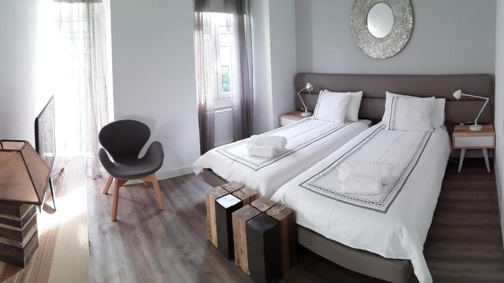 Shades of Grey Lisbon Apartment