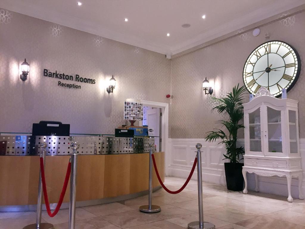 Barkston Rooms Hostel London