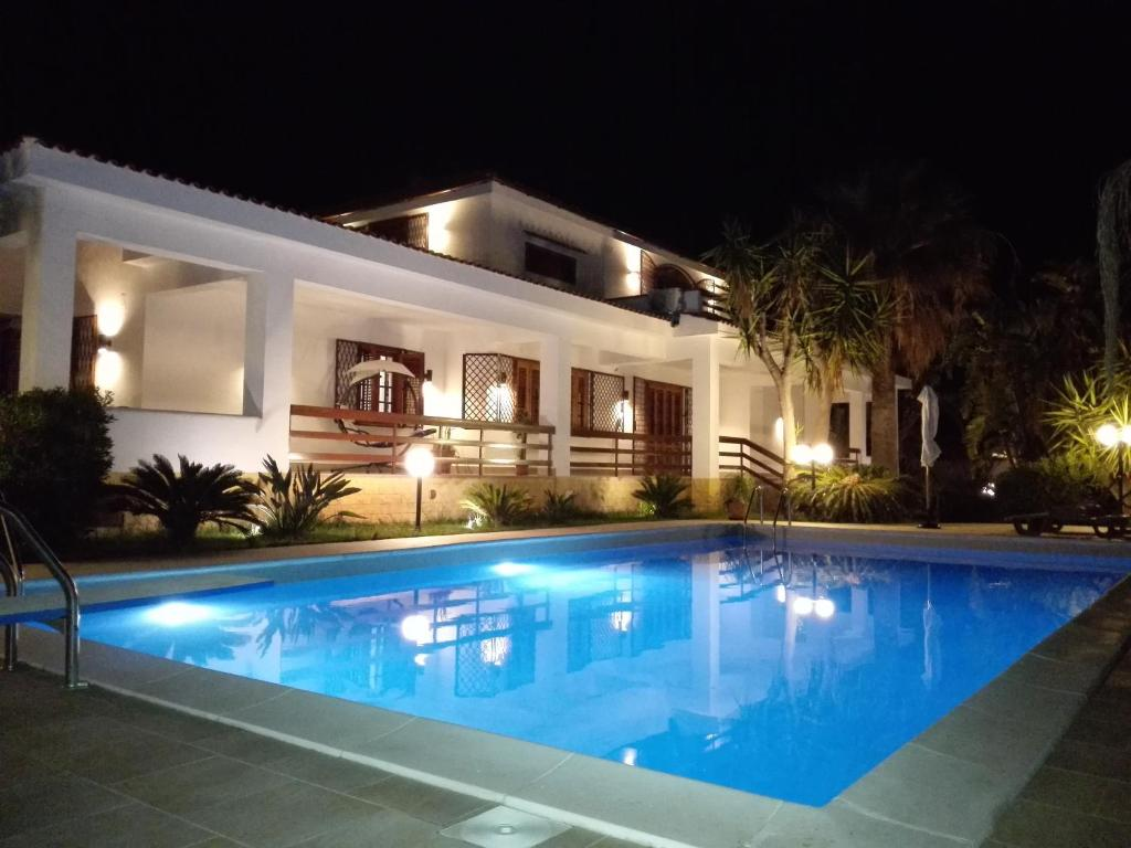 Villa Modus Vivendi(莫杜斯维稳迪度假屋)