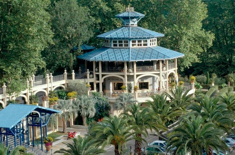 Le domaine du levant locations de vacances cambo les bains - Office du tourisme de cambo les bains ...