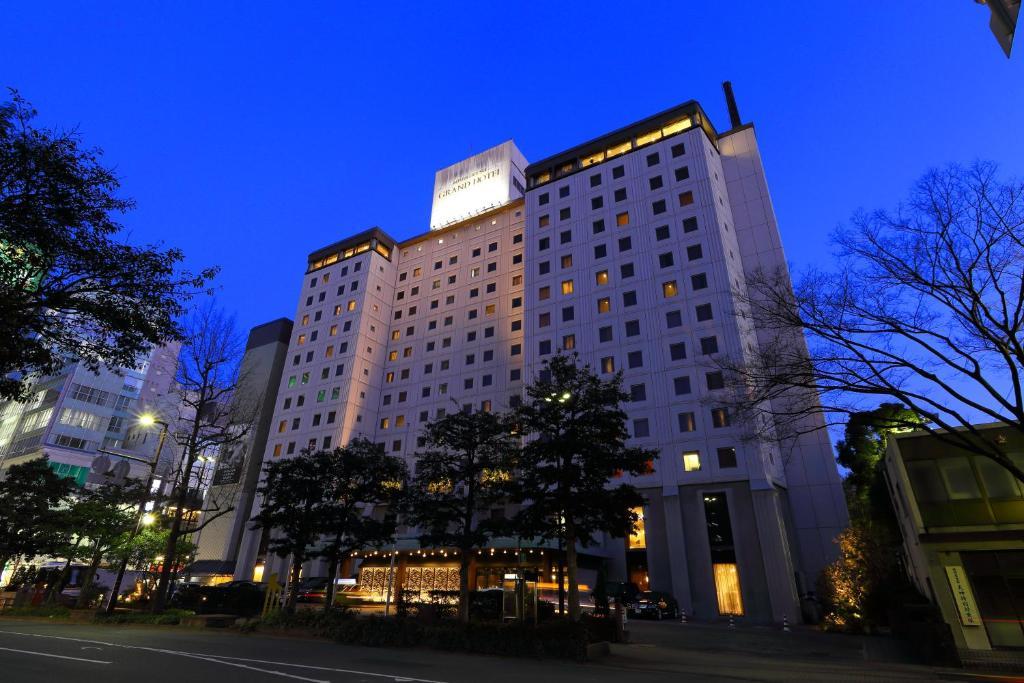 Nishitetsu Grand Hotel Tenjin