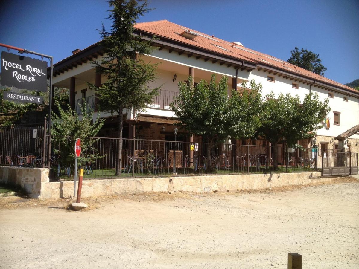 Hotel Rural Robles (España Jarandilla de la Vera) - Booking.com