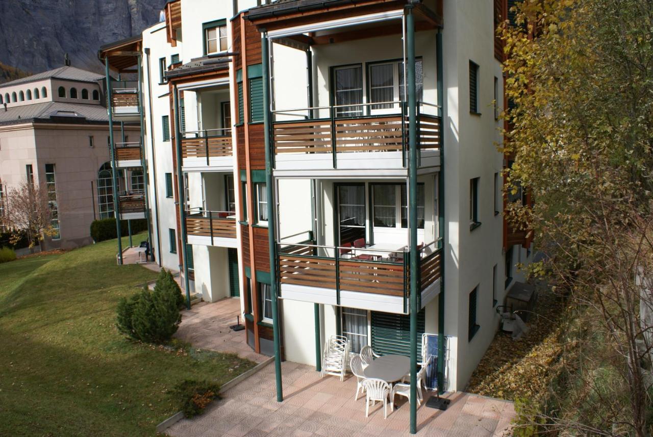 Departamento Apt haus La Promenade (Suiza Leukerbad ...