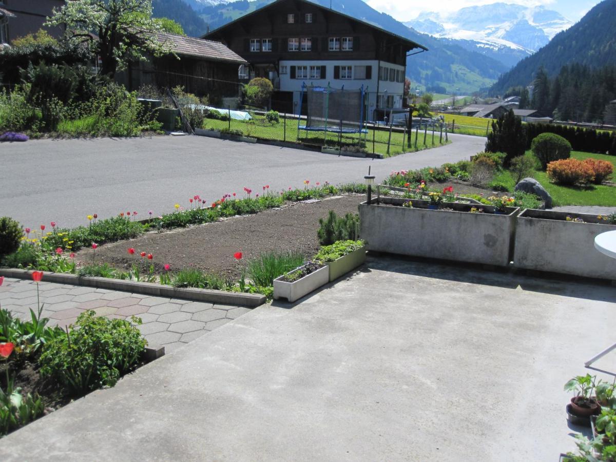 Pensión Alpenblick Wildstrubel (Suiza Sankt Stephan ...