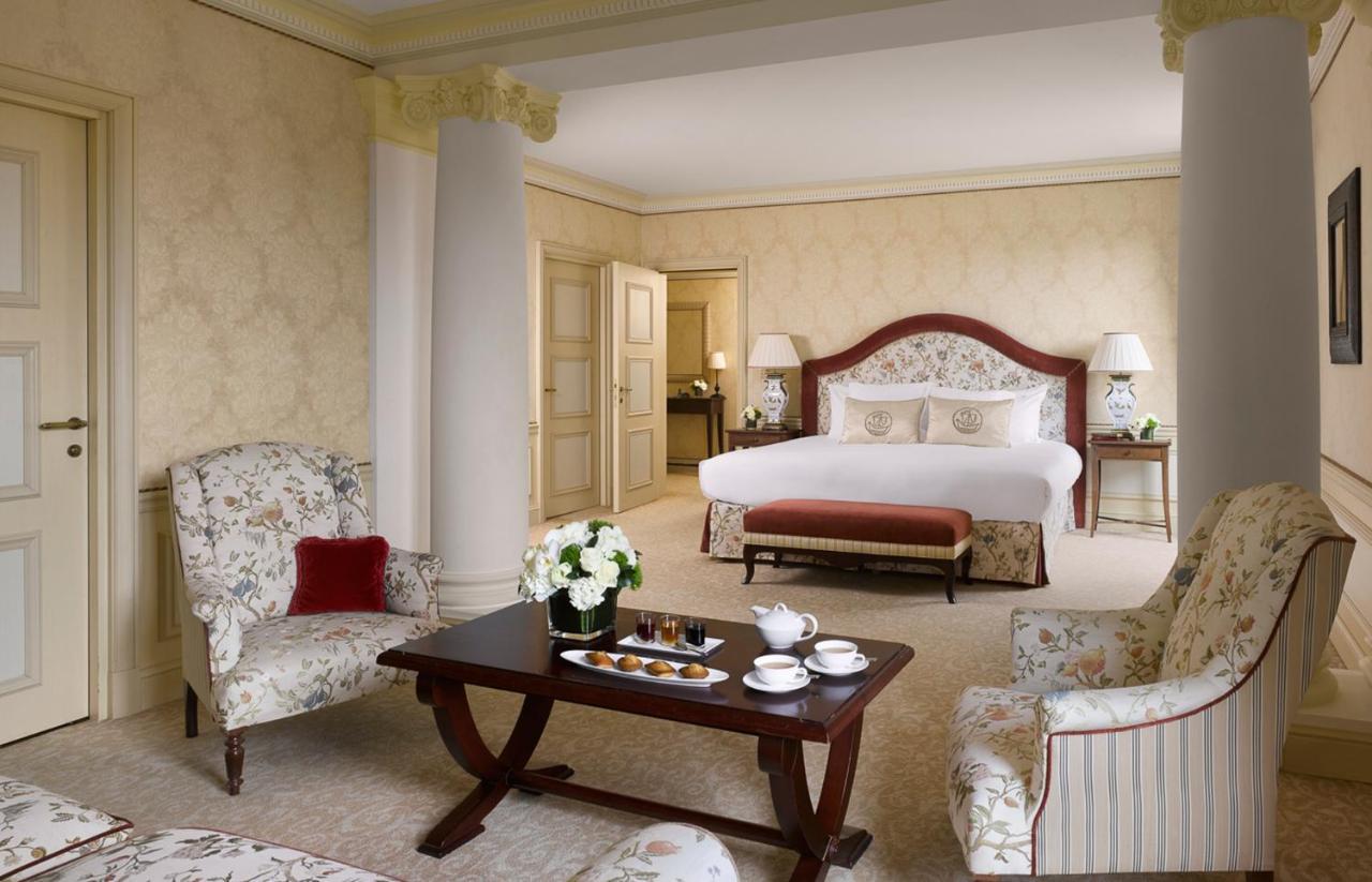 Quarto do Hotel Metropole Monte-Carlo