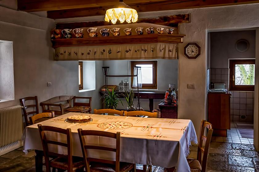 casa de vacaciones a casa mia (italia meduno) - booking