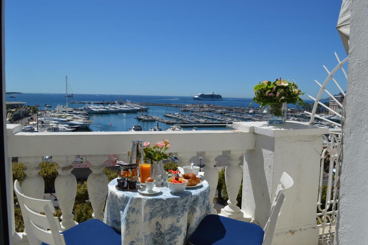 Hotel no centro turístico de Cannes
