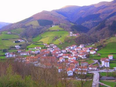 Apartamento Iturraldea I y II (Espanha Etxalar) - Booking.com