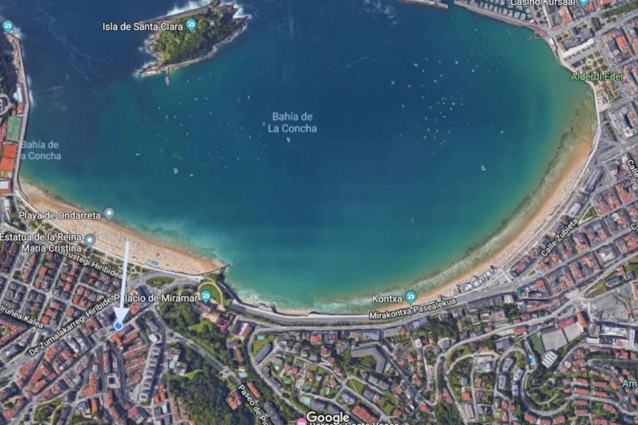 Departamento LUXURY ONDARRETA BEACH + 2 PARKING PLACES + ...