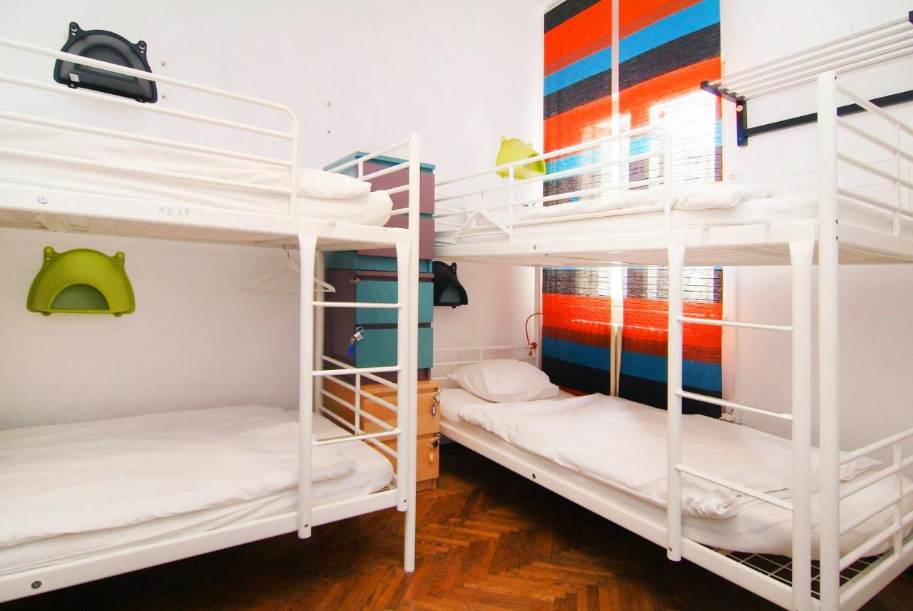 The Cozyness Hostel in Bucharest, Romania