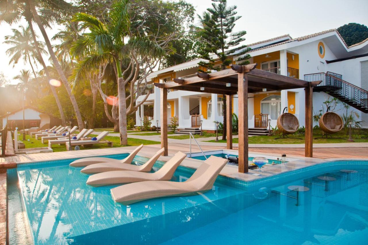 Star Hotels In Baga Beach Goa