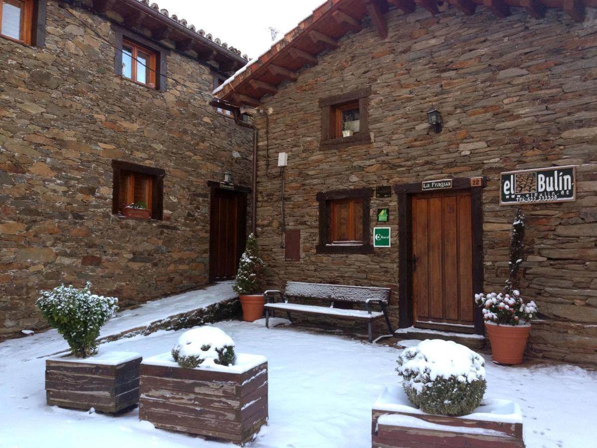 Hotel-fazenda El Bulín de La Hiruela (Espanha La Hiruela ...
