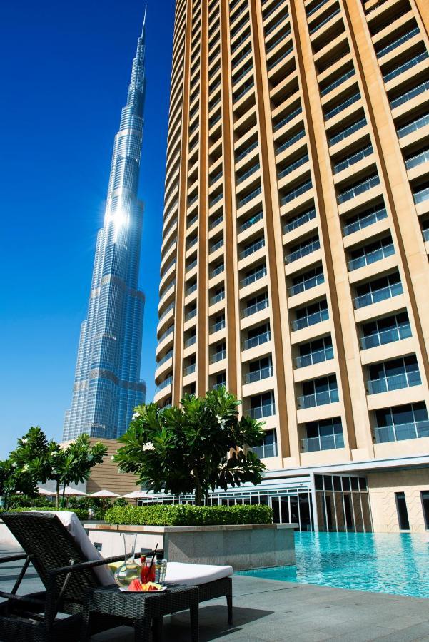 Hotel Address Dubai Mall (los Emiratos Árabes Unidos Dubái ...