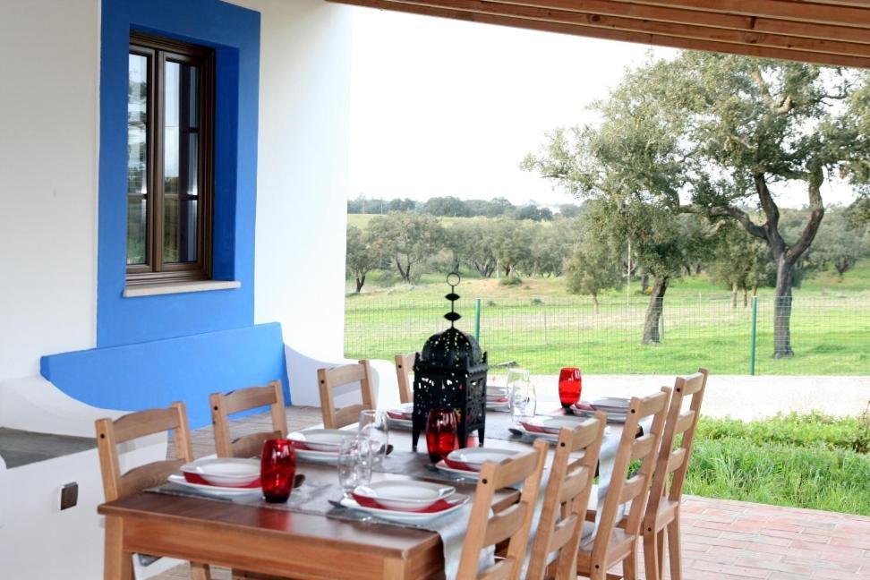 Monte Azul Casas De Campo Do Junqueirinho Portugal Bicos - Casas-de-campo-fotos