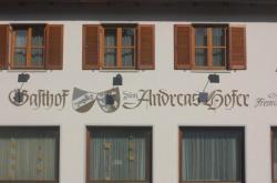 Hotel Andreas Hofer, Moosmahdstr. 34, 6850, 多恩比恩