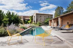 La Maison d'Ulysse Small Luxury Hotel, Place Ulysse Dumas, 30700, Baron