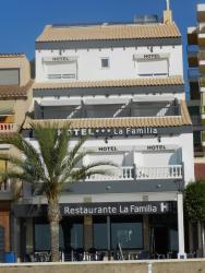 Hotel La Familia, San Pedro, 147, 03560, El Campello