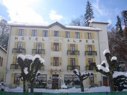 Hotel des Alpes, Rue du Docteur Mathieu, 73570, Brides-les-Bains