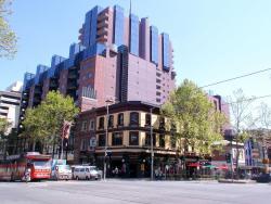 Paramount Apartments Melbourne, 181 Exhibition Street, 3000, Melbourne